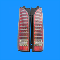 Toyota Hiace Left Hand Right Hand Rear Tail Light LED 2005 2006 2007 2008 2009 2010 2012 2013 2014 2015 2016 2017