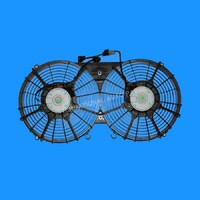 Radiator Fan Assembly With Motors For Toyota Hiace 2005 2006 2007 2008 2009 2010 2011 2012 - 12/2013