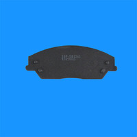 Front Brake Pads For Toyota Camry DB2243 7/2006 2007 2008 2009 2010 2011 2012 2013 2014 2015 2016