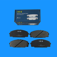 Front Brake Pads For Toyota Hiace DB1772 2005 2006 2007 2008 2009 2010 2011 2012 2013 2014 2015 2016 2017