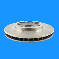 Toyota Hiace Front Disc Rotor For 2005 2006 2007 2008 2009 2010 2011 2012 2013 2014 2015 2016 2017