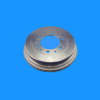Rear Brake Drum For Toyota Hiace 2005 2006 2007 2008 - 8/ 2009