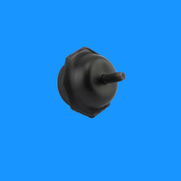 Front Lower Bump Stop For Toyota Hiace 2005 2006 2007 2008 2009 2010 2011 2012 2013 2014 2015 2016 2017 2018 2019