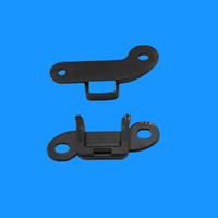 Tail Gate Cushion Rubber Bracket Right Hand For Toyota Hiace 2005 to current