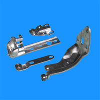 Sliding Door Roller Bearing Bracket Set For Toyota Hiace 1989-2004