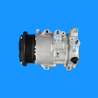 Air Conditioner Compressor for Petrol For Toyota Hiace 2TR 2005 2006 2007 2008 2009 2010 2011 2012 2013 2014